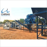 Chirag Integrated Hydraulic Brick Making Machine