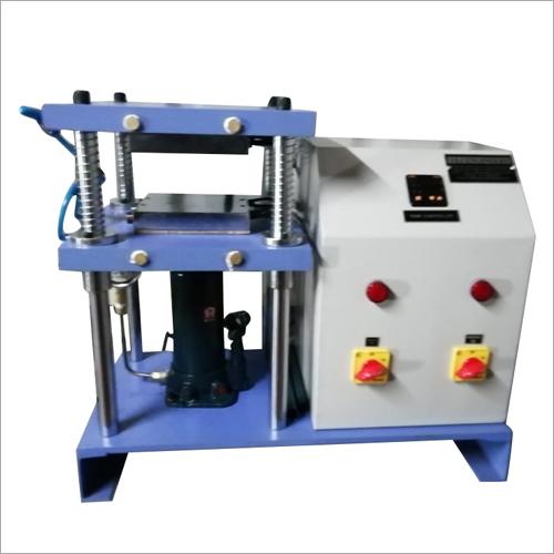 Semi Automatic Hot Press Machine