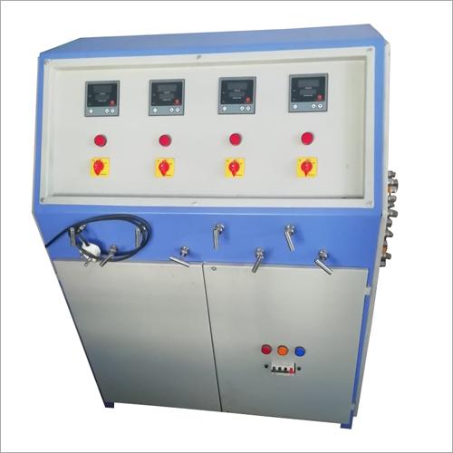 Four Station Digital Hydrostatic Pressure Testing Machine