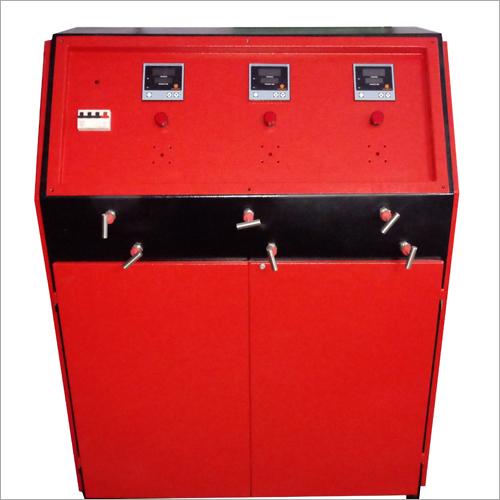 Three Station Digital Hydrostatic Pressure Testing Machine