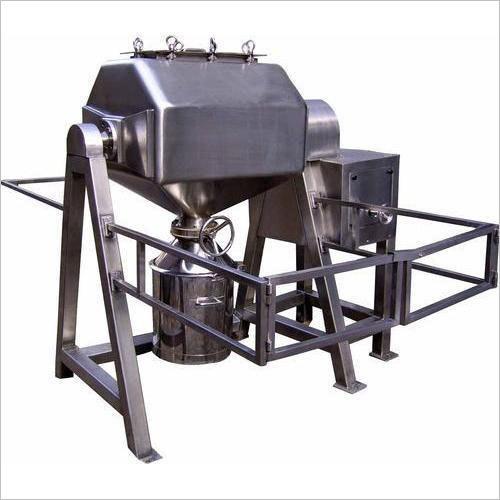 Octagonal Blender Machine