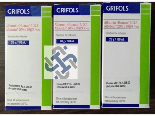 Grifols Albumin 20% Infusion