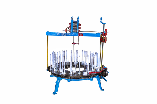 Texttiles Braiding Machine