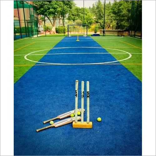 Turf or Grass Courts