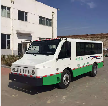 Li-ion explosion-proof electric puller vehicle