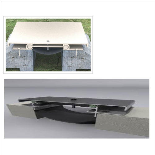 VRE Roof Expansion Joint System