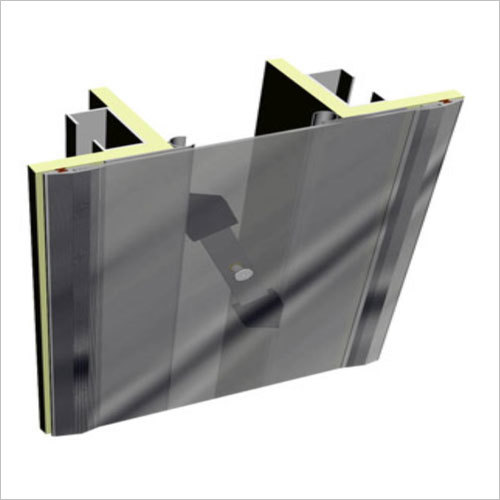 VRE Wall Expansion Joint System