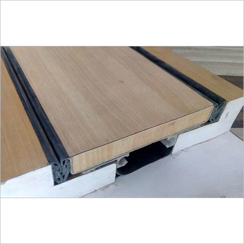 Seismic Floor Combination Expansion Joint System