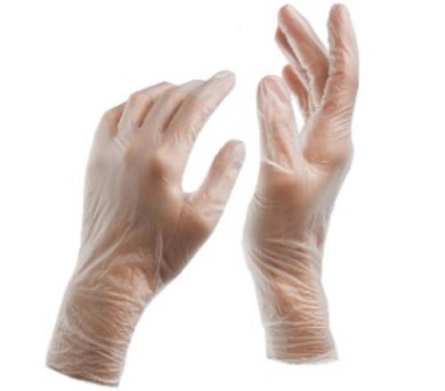 Examination Gloves Vinyl