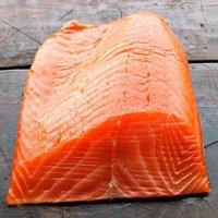 Salmon Smoked