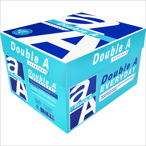 Double A4 Paper - Manufacturers & Suppliers, Dealers