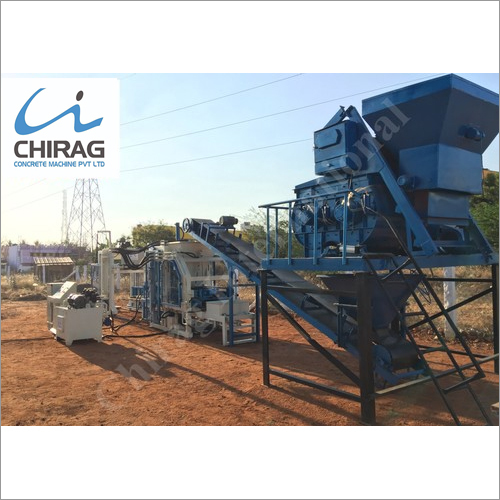 Chirag Hi-Resistance Cement Brick Machine
