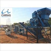 Chirag Hi-Resistance Cement Brick Machine