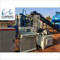 Chirag Ash Brick Making Machine