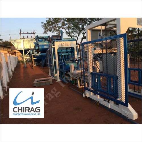Chirag Integrated Advanced Brick Manufacturing Plant