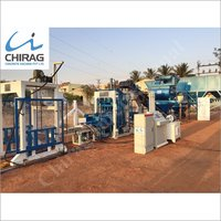 Chirag Hi-Resistance Hollow Brick Machine