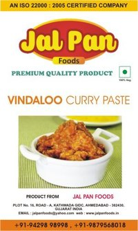 VINDALOO CURRY PASTE