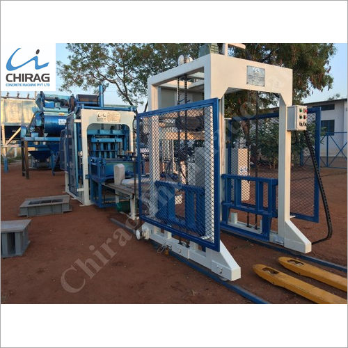 Chirag High Performance Fly Ash Brick Making Machines