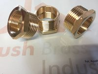 brass reducer bush