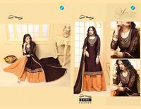 Sharara salwar suits
