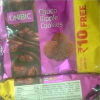 Choco Ripple Cookies