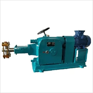 CRYOGENIC HIGH PRESSURE RECIPROCATING PLUNGER PUMP