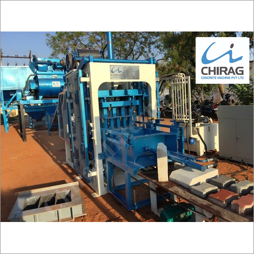 Chirag Immense Technology Fly Ash Brick Making Machine