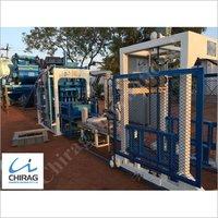 Chirag Mega Technology Concrete Brick Making Machine