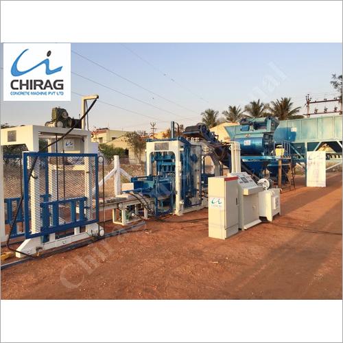 Chirag Powerful Technology Hollow Brick Machine