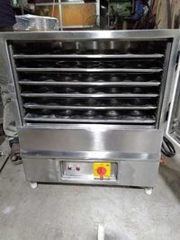 Commercial Idli Machine