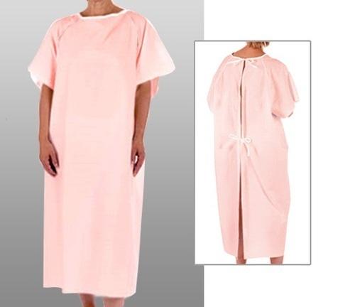 Patient Gown Cotton