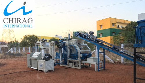 Chirag Integrated Hi-Technology Multifunction Brick Machine