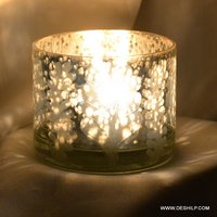 Antique T Light Candle Holder