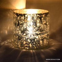 Multi Glass Candle Holder