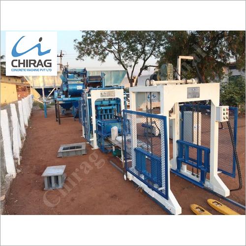 Chirag Powerful Technology Paving Block Making Machine