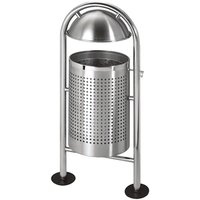 Outdoor U Perforated Bin
