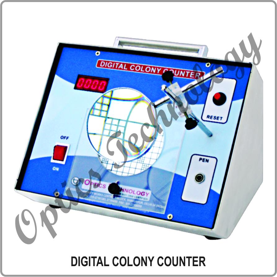 Digital Colony Counter