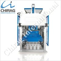 Chirag Superior Technology Hydraulic Paver Block Making Machine