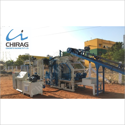 Chirag Concrete Paver Block Machine