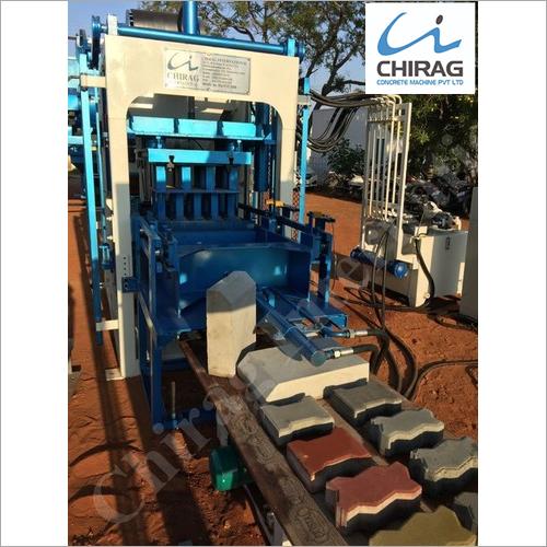 Chirag High Quality Pressure Paver Block Machine