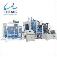 Chirag High Performance Hydraulic Block Machine