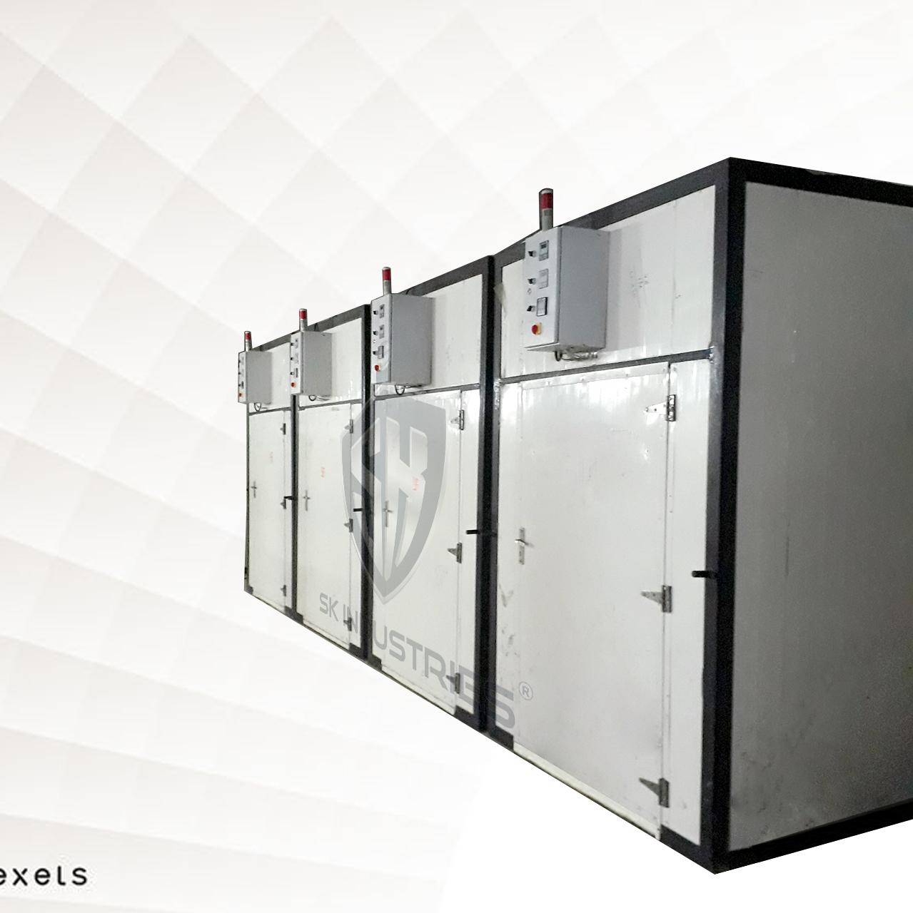 Static Dryer For Pasta