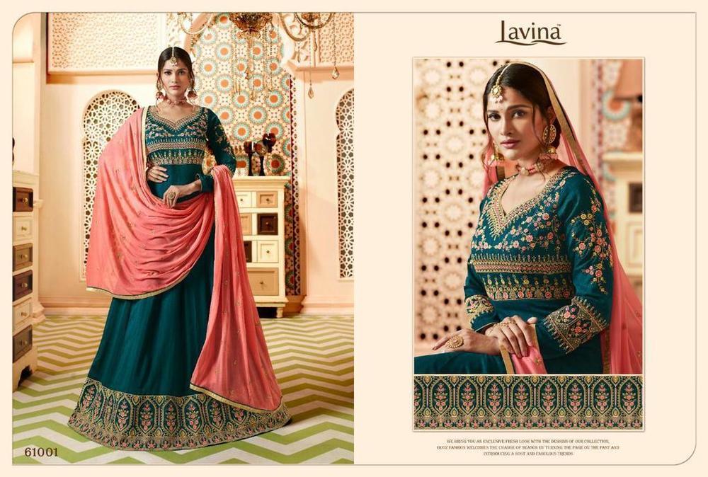 Heavy Anarkali Designer Suits