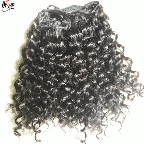 Best Quality No Shedding No Tangle Kinky Curly Human Hair