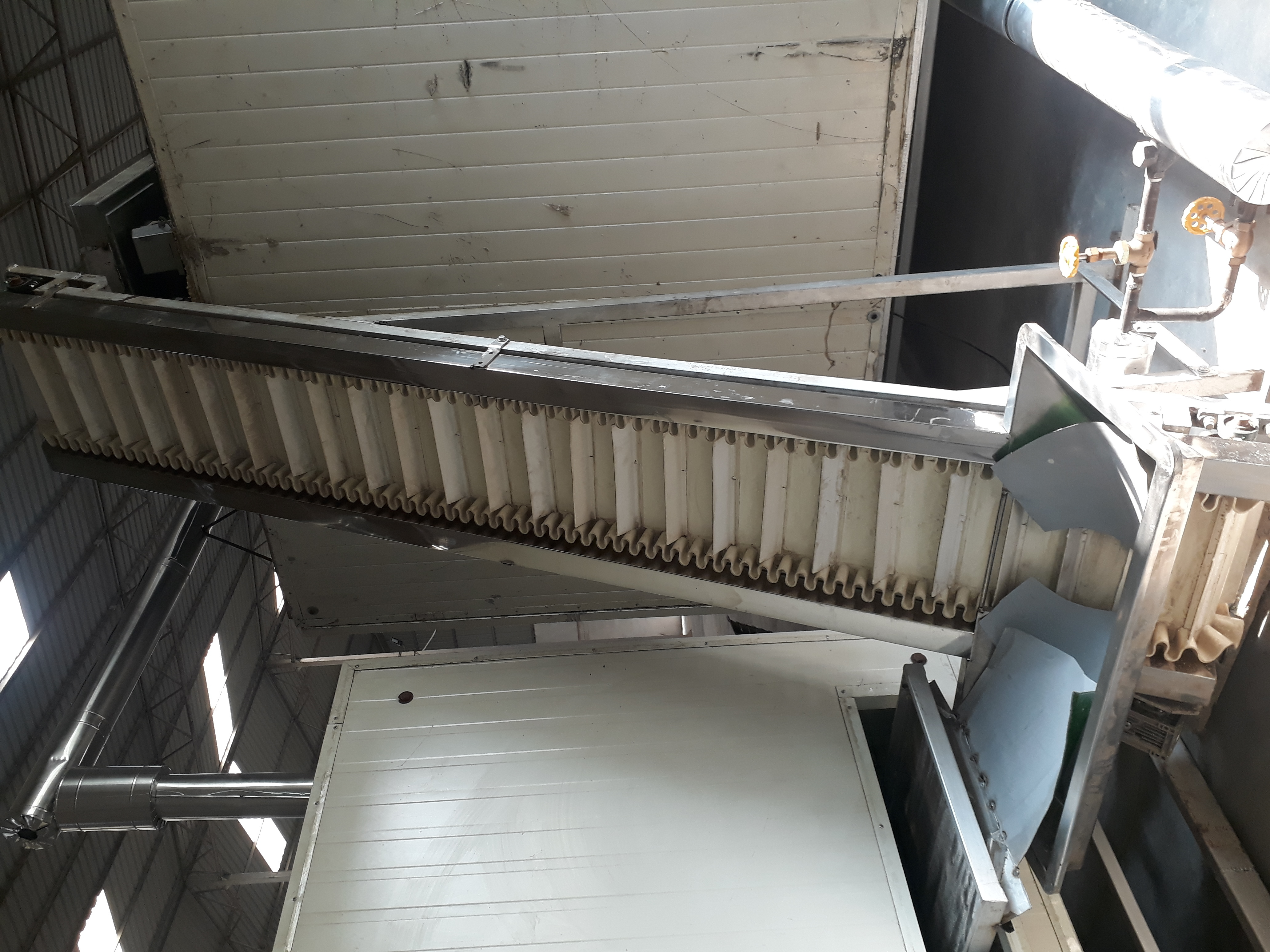 Continuous Dryer 300 kg/h