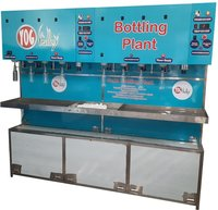 Mini Soft Drink Bottling Plant