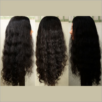 Women's Real Hair Wig