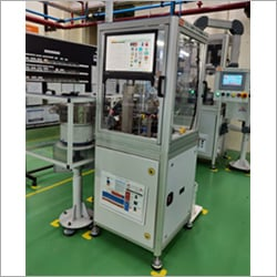 Fully Automatic Tab Lock Assembly Machine