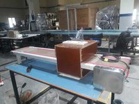 Heat Sink / Flat belt / Roller Conveyor