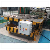 20 T Capacity Motorized Die Cart
